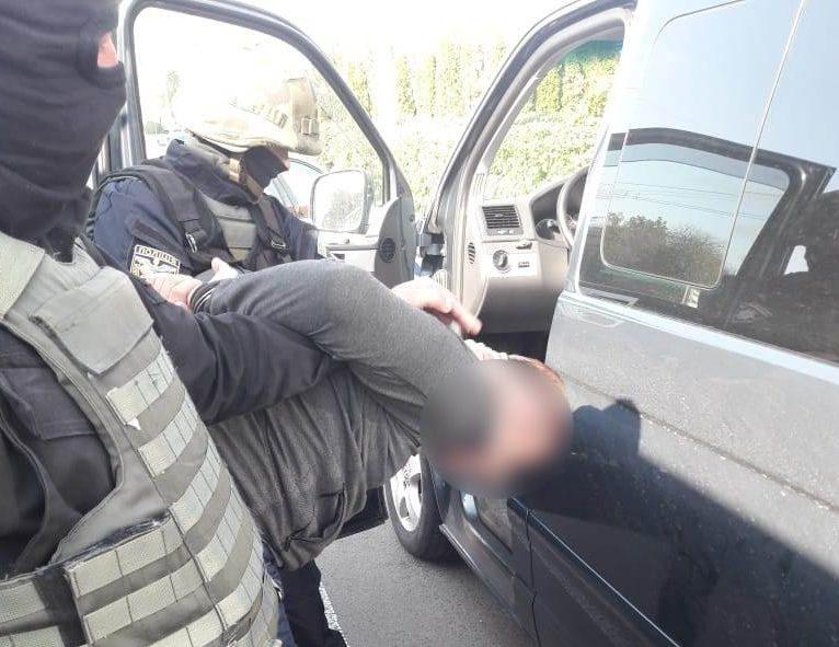 На Волині затримали чотирьох чоловіків за підозрою в умисному вбивстві людини. ВІДЕО