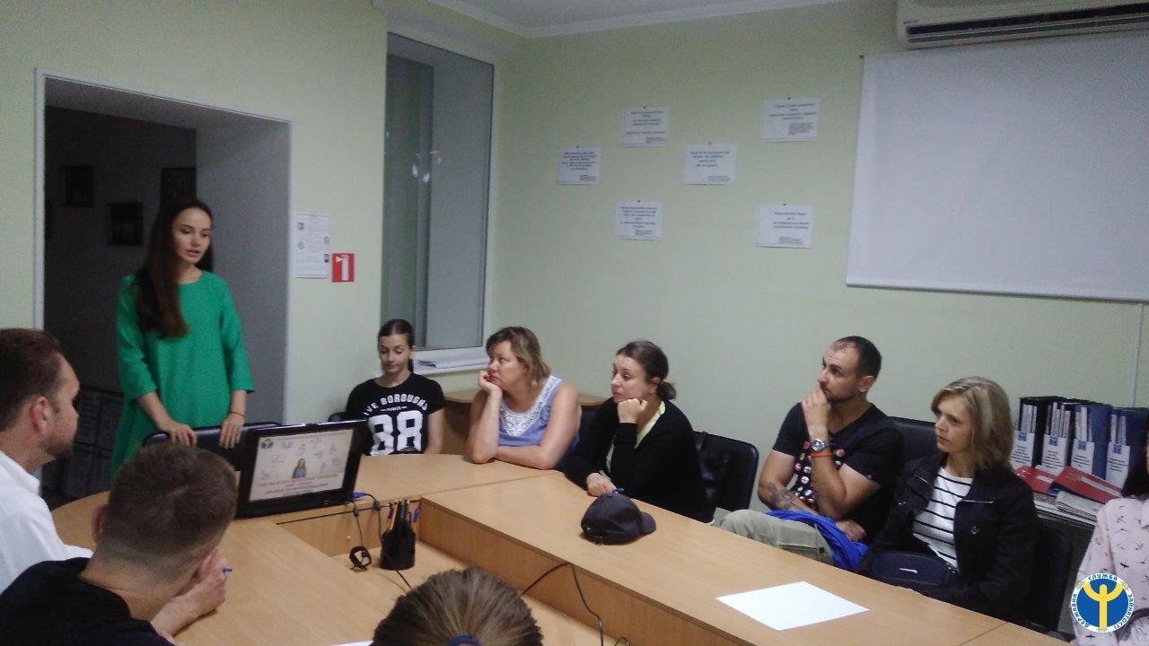 У Луцьку провели тренінг щодо написання соціальних проєктів