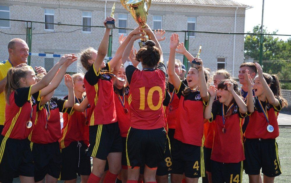 Волинянки здобули золоті медалі чемпіонату України
