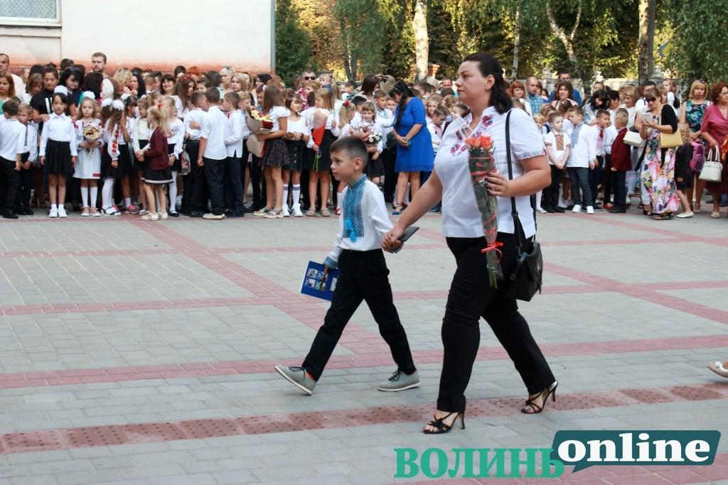У луцькій школі відремонтують елементи благоустрою за понад 800 тисяч гривень