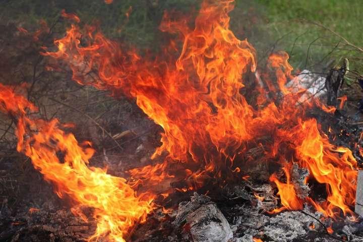 На Волині — п'ятий клас пожежної небезпеки