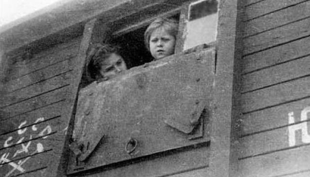 Виповнюється 75 років від початку примусової депортації українців