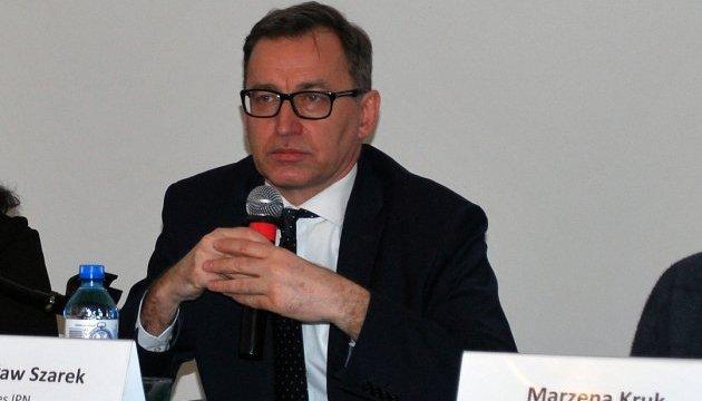 Польща чекає від Зеленського зняття мораторію на ексгумацію в Україні