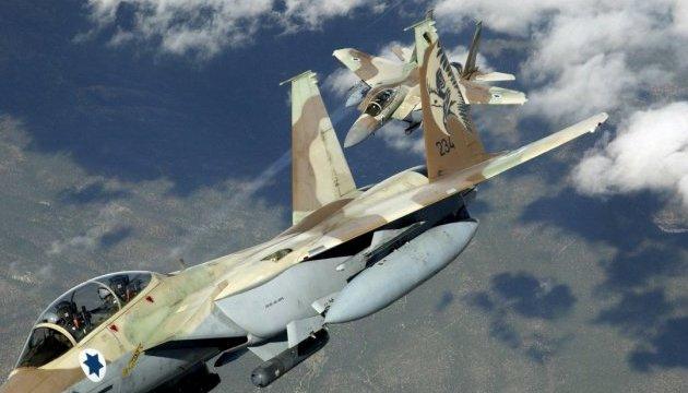 Ізраїль завдав масованих ударів по сектору Гази