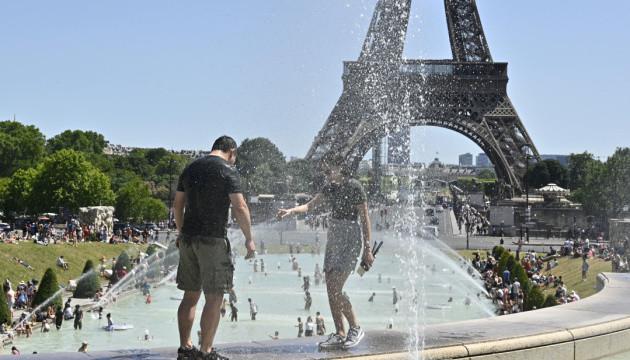 Цього літа у Франції через спеку померли 1435 осіб