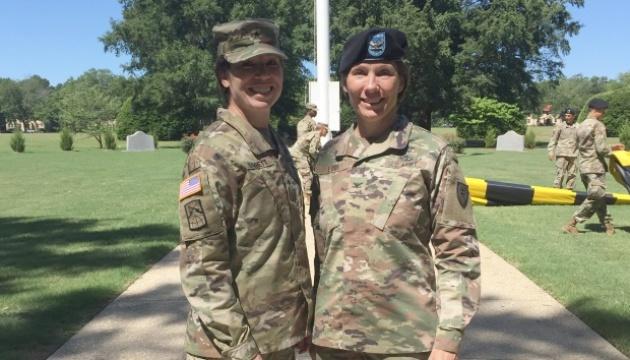 Вперше в історії Сухопутних військ США дві сестри отримали звання генералів