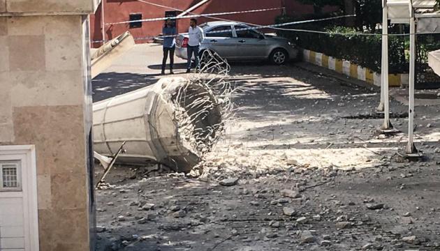 У Стамбулі стався потужний землетрус