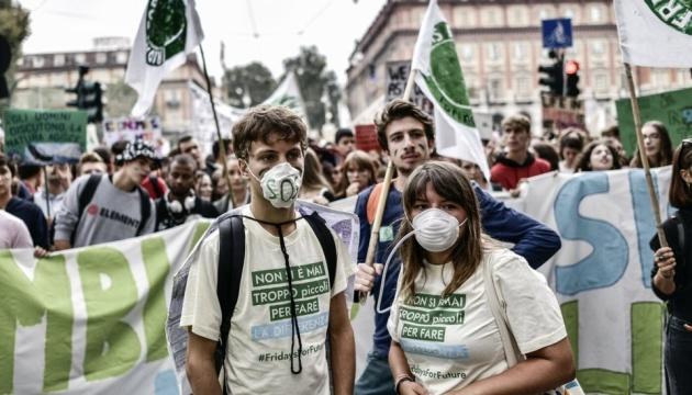 «Зелена хвиля» страйку охопила 160 міст Італії