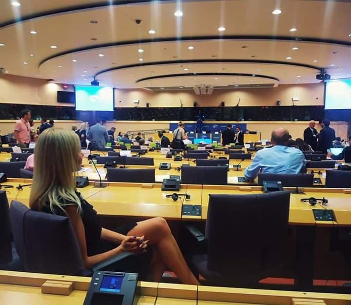 Навчання у Познані та стажування у Брюсселі: як лучанка провела два роки у Європейському Союзі