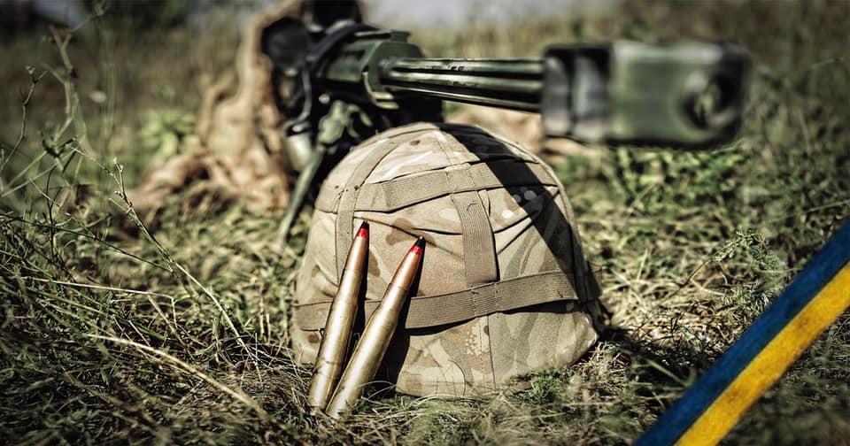 Під час виконання бойового завдання в зоні проведення ООС помер військовослужбовець