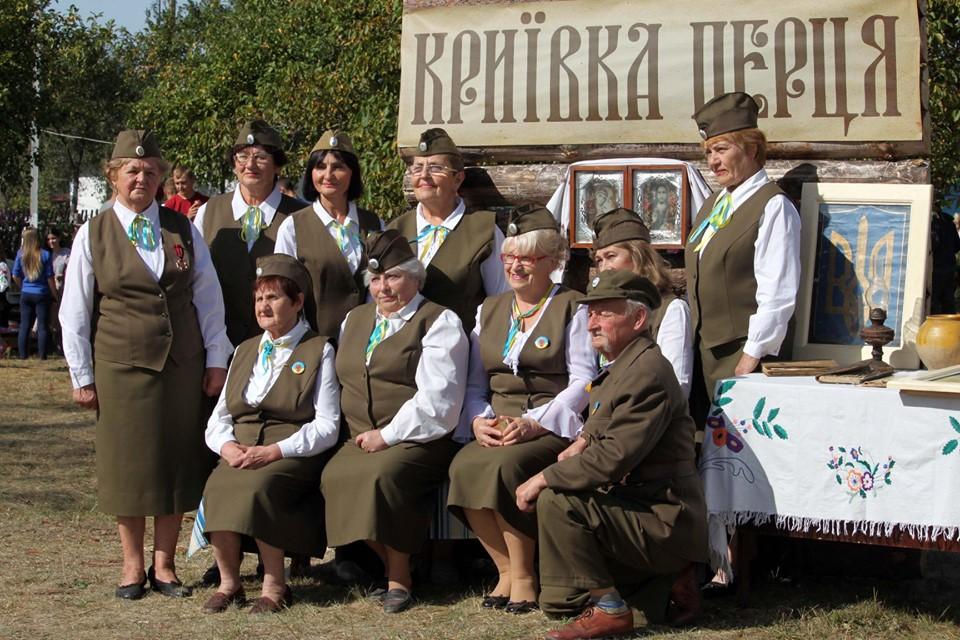 На Волині відбувся патріотичний фестиваль «Криївка Перця». ФОТО