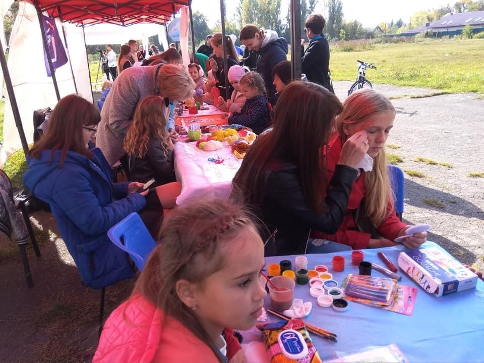 У Луцьку відбувся фестиваль думок. ФОТО