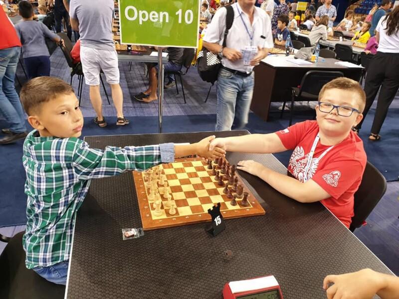 Юний лучанин взяв участь у Чемпіонаті світу з шахів