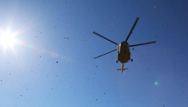 На півночі Норвегії розбився гелікоптер