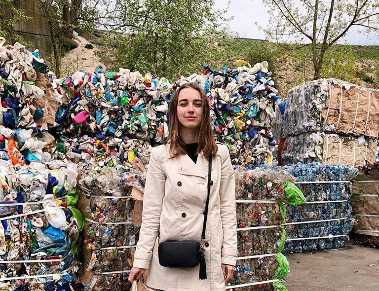 Менше десяти кілограмів неорганічного сміття за півроку: як лучанка живе zero waste