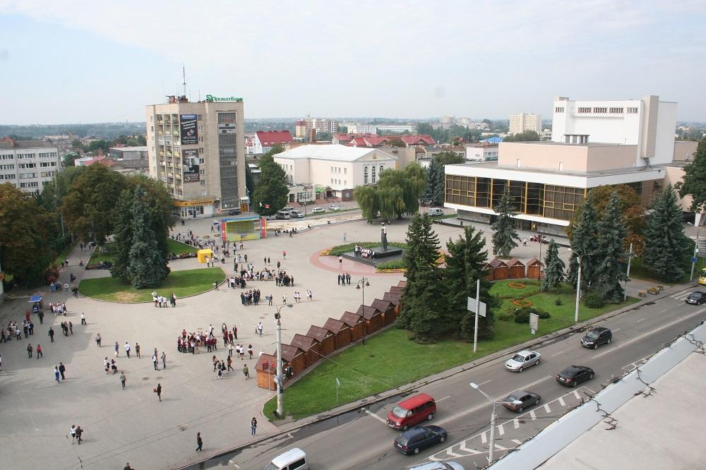У Луцьку відбудеться міжнародний інтеркультурний фестиваль