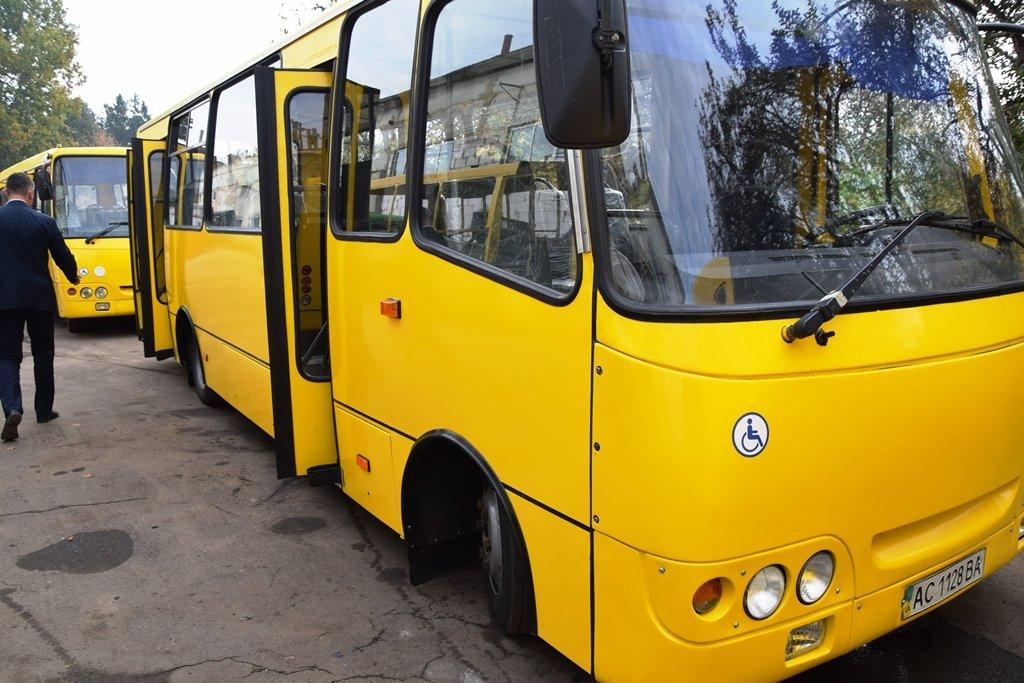 Як курсуватимуть автобуси у Луцьку на День міста