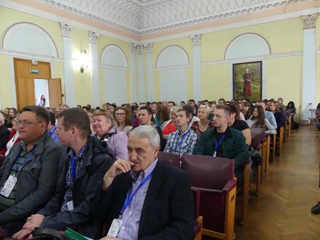 У Луцьку відбулося відкриття ювілейної Української конференції з хімії. ФОТО