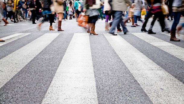 Лучан запрошують на акцію «Свідомий пішохід»