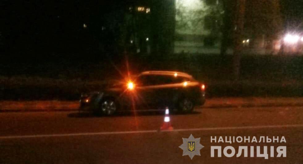 У Луцьку на нерегульованому пішохідному переході збили 65-річного чоловіка