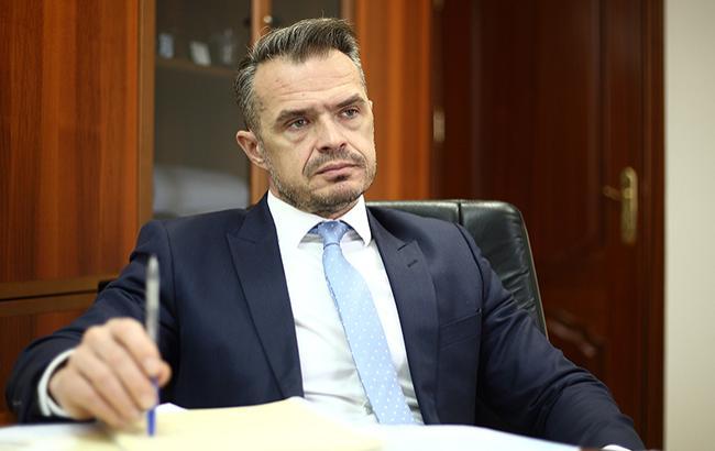 Голова «Укравтодору» Славомір Новак йде у відставку