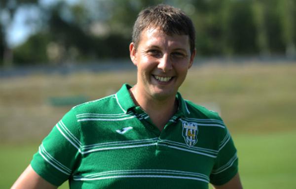 Тренер «Волині» подав у відставку