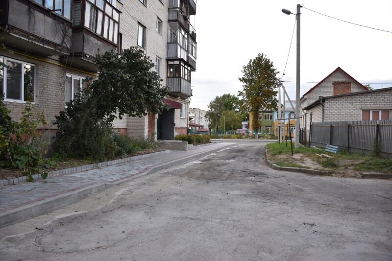 У Луцьку ремонтують вулиці. ФОТО