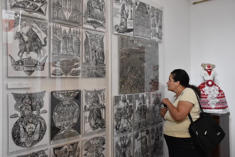 «Луцьк 1429. Остання столиця»: у Художньому музею Луцька відкрили нову виставку. ФОТО