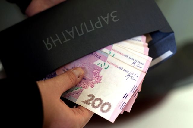 Якою була заробітна плата волинян у листопаді