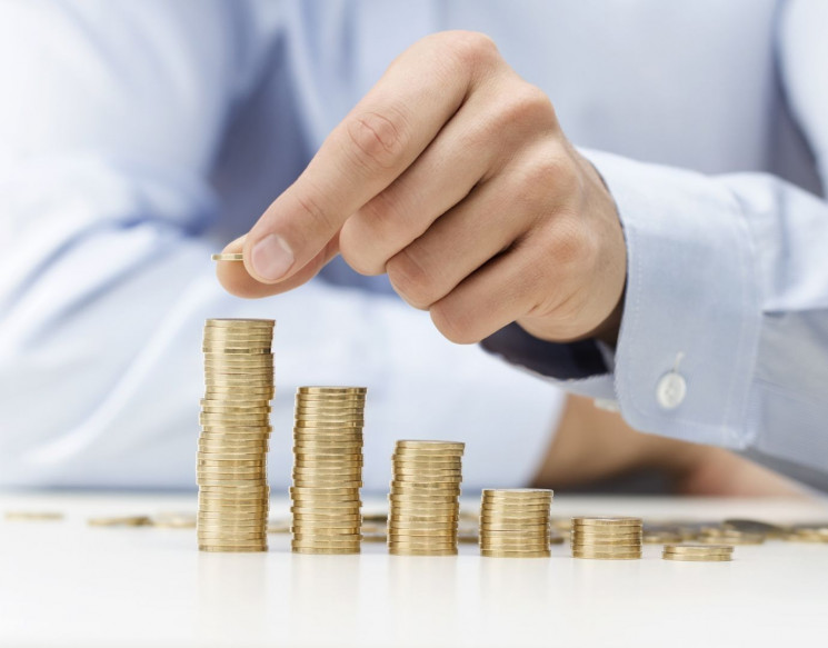 На Волині зросла середньомісячна заробітна плата
