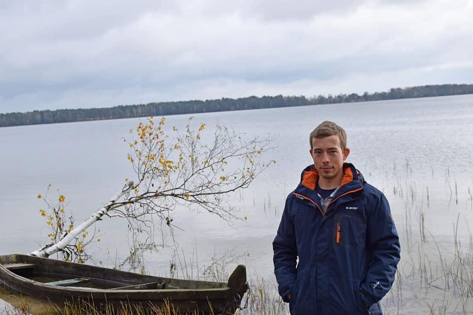 Відомий польський блогер відвідав Шацькі озера