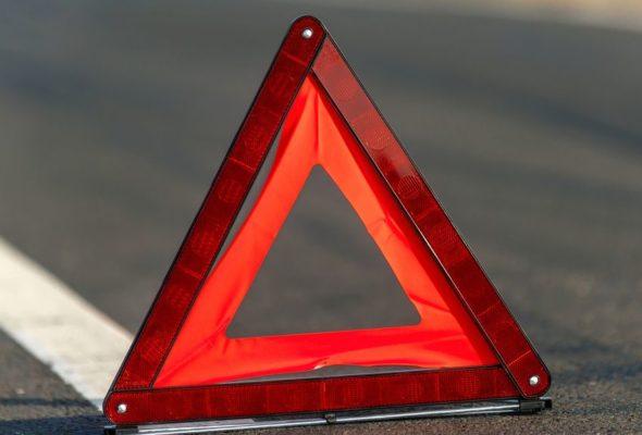 На пішохідному переході у Франківську авто збило дитину (фотофакт)