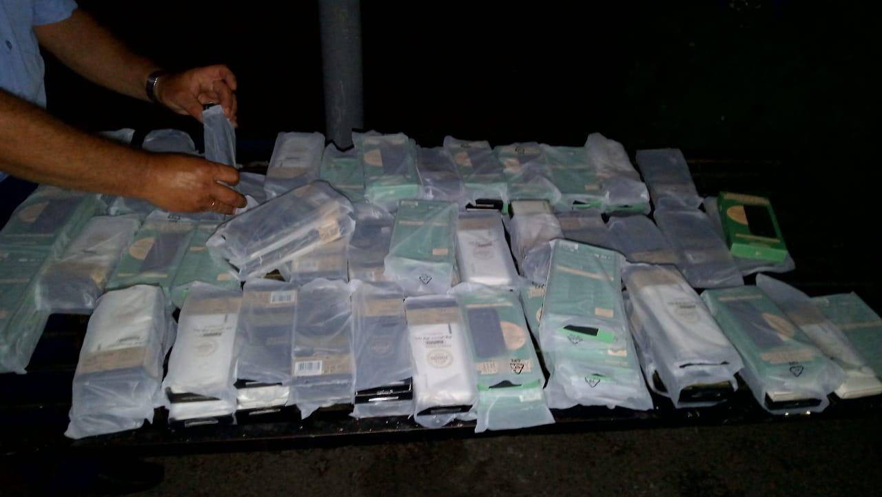 Через пункт пропуску на Волині намагалися завезти електронні пристрої на суму понад 35 тисяч гривень