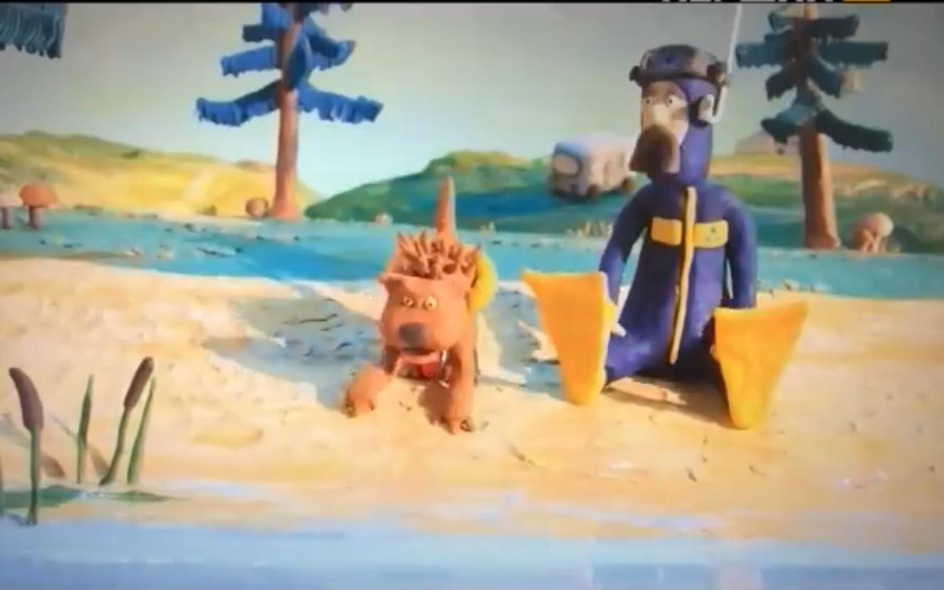 Про шацьке озеро зняли мультфільм. ВІДЕО