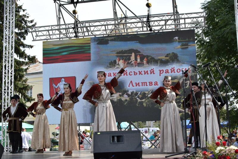 «Палітра культур»: як у Луцьку святкували День міста. ФОТО