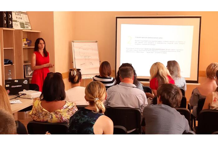 У Луцьку відбулося навчання з написання проектних заявок бюджету участі міста Луцька