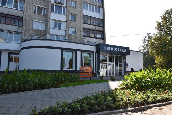 У Луцьку відбулося відкриття оновленої центральної бібліотеки для дітей. ФОТО