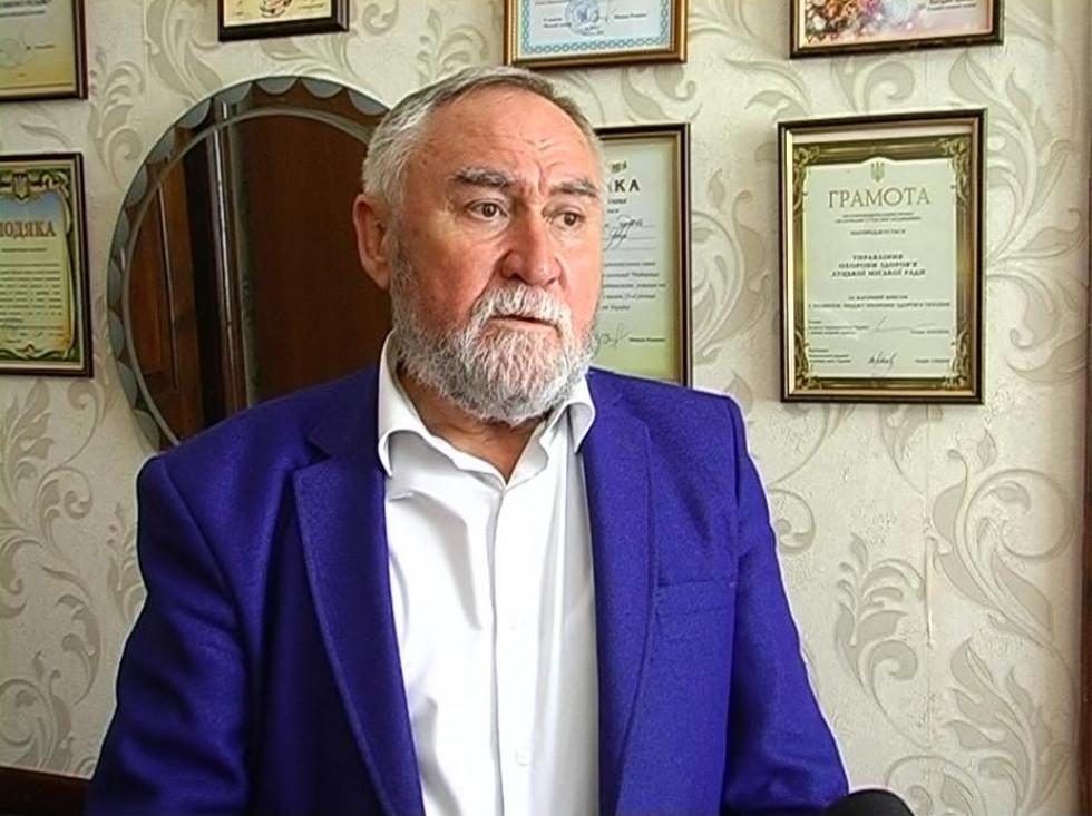 Звільнили очільника управління охорони здоров'я Луцькради