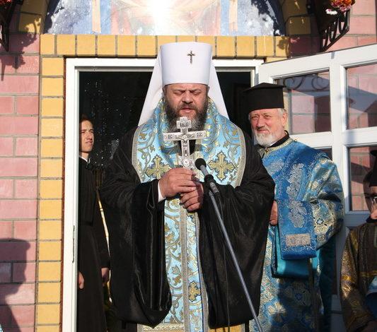 У селі на Волині відзначили 10-річчя каплиці. ФОТО