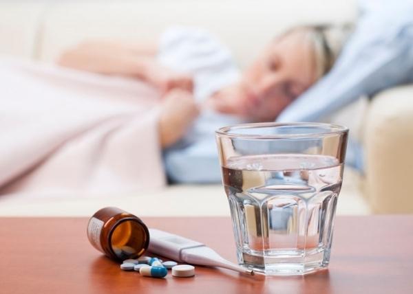 За минулий тиждень на Волині 3700 людей захворіли на грип та ГРВІ