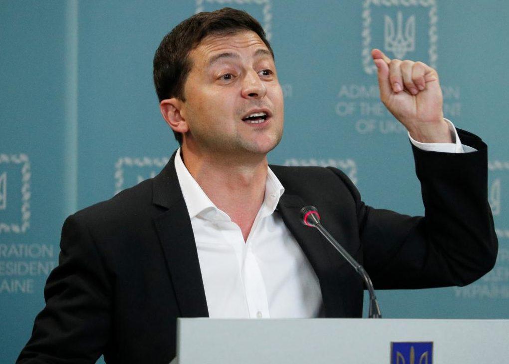 Зеленський заявив, що такого бажання завершити війну, як у них, у попередньої влади не було