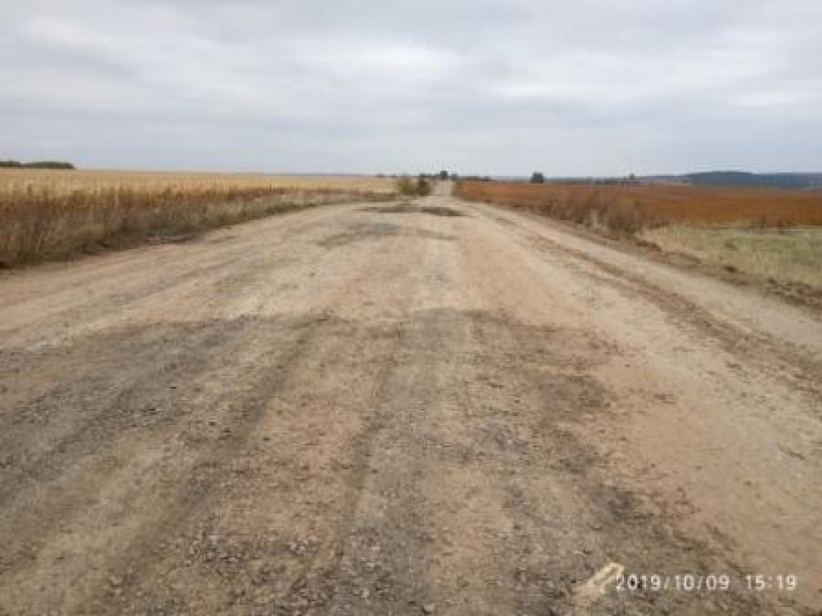 На Волині відремонтували дорогу через села