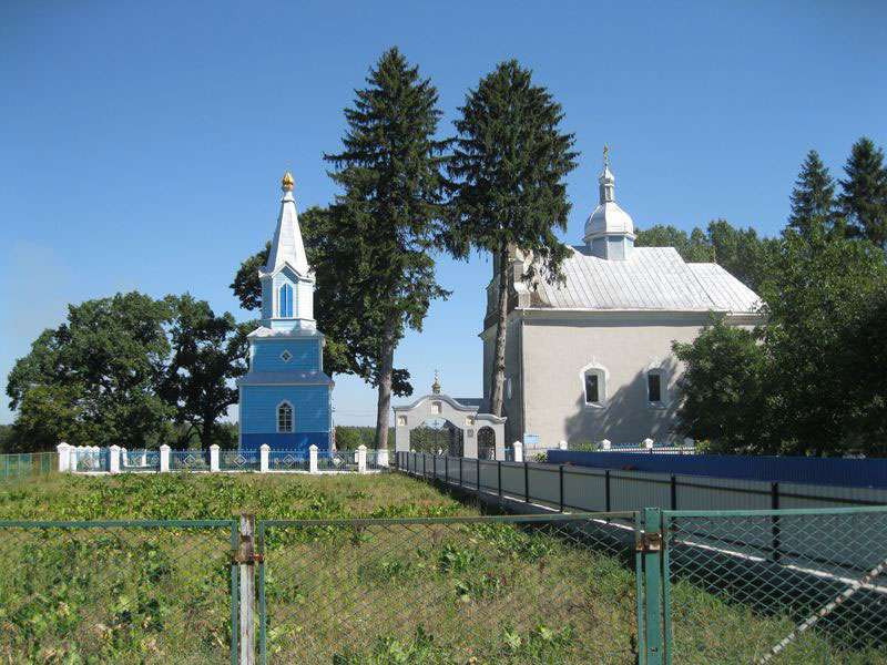 У волинському селі відзначили ювілей парафії, що возз'єдналась з ПЦУ