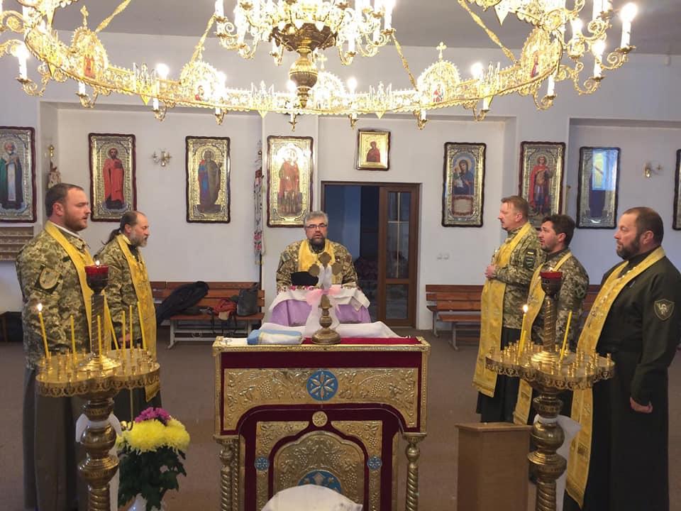 На Волині вшанували покровителя капеланів