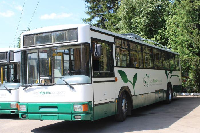 У Луцьку частина тролейбусів не курсуватиме через встановлення валідаторів