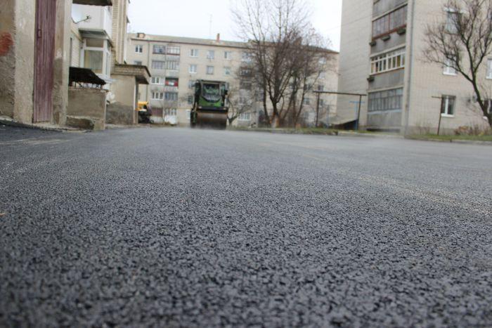 У Луцьку запланували капремонт прибудинкових територій за понад 9,8 мільйона