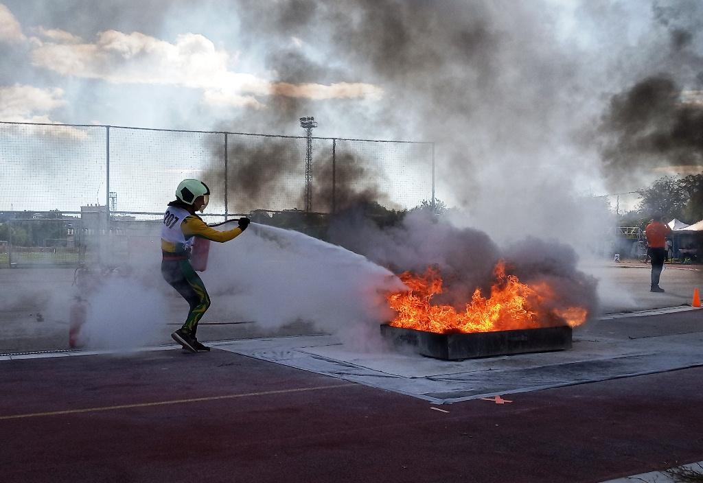Рятувальники з Волині завоювали третє місце на міжнародних змаганнях. ФОТО. ВІДЕО