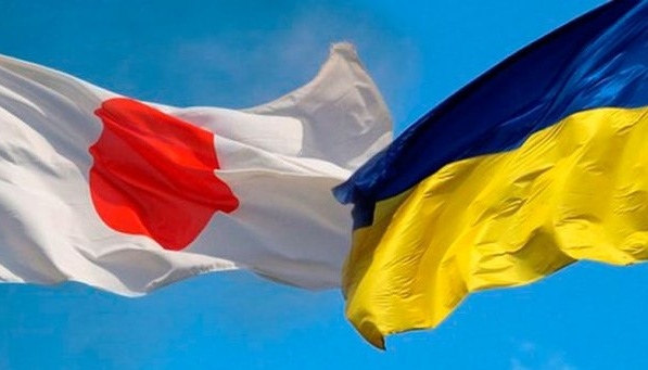 Японія з 2014 року надала Україні 1,8 мільярда доларів допомоги