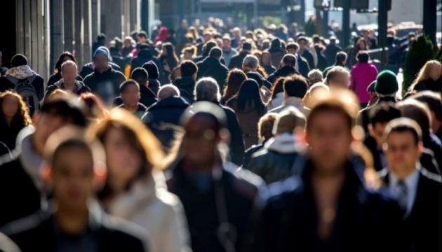 Як змінююється чисельність населення Волинської області