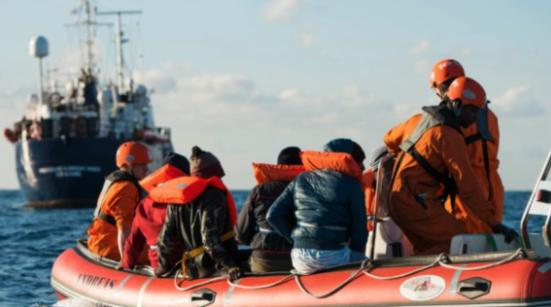 Лівійські військові врятували з моря понад 30 мігрантів